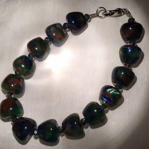 Jewelry - Women's Murano glass bracelet